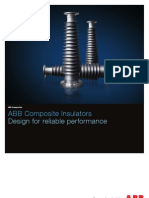 ABB Composite Insulators - Design for Reliable Performance (FT2010001-A Ed1)