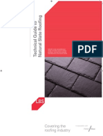 Technical Guide to Natural Slate Roofing