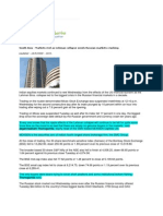 ArtisanColony_Sept 19, 2008_Markets Reel as Lehman Collapse Sends