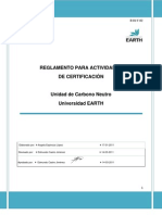 R-01 - REGLAMENTO PARA ACTIVIDADESDE CERTIFICACIÓN