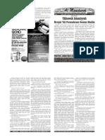 Edisi-2252 Ukhuwah Islamiyyah - Merajut Tali Persaudaraan Sesama Muslim