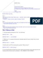 Money as Debt 1 Transcript