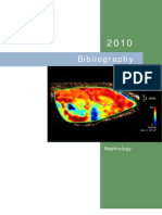 Bibliography - Nephrology