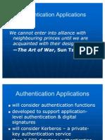 Authentication Services