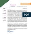 CJF Ministries December 2011 Newsletter