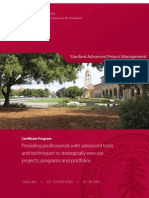 Stanford Project Management