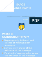 Stanography Ppt