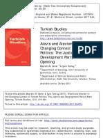 Alevism and Alevi Opening PDF