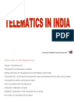 0726_telematics in India-Mr. Amitabh BAJPAI
