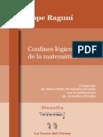 Confines Lógicos de la Matemática