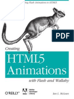 creating html5 animations with flash and wallaby 1449307132