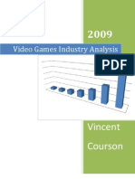 2009 Video Games Industry Analysis