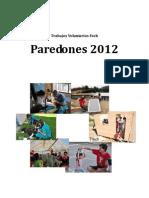 Proyecto TTVV 2012 Paredones