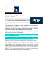 NDTV Profit_Oct 13, 2008_When Will Mayhem End, Think Investors