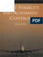 Flight Stability & Automatic Control