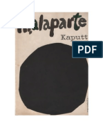 Malaparte, Curzio - Kaputt - 1983 (Zorg)