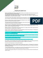 Samachaar_Oct 1-2, 2008_Markets End in Green Despite Grim Global Cues