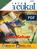 Warta Bea Cukai Edisi 384
