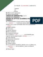Pruebas de Actituc 1preguntas 10-20