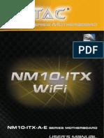 Zotac NM10 ITX User Manual