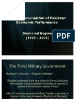 A Critical Evaluation of Pakistan Economic Performance