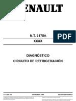 Diagnostico Circuito de Refrigeracion RENAULT