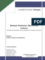 Alunos Turma a Grupo 2 Doenca Pulmonar Cronica Obstrutiva