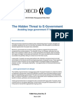 The Hidden Threat to eGovernment
