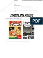 [Guía] Teoría e historia del cómic