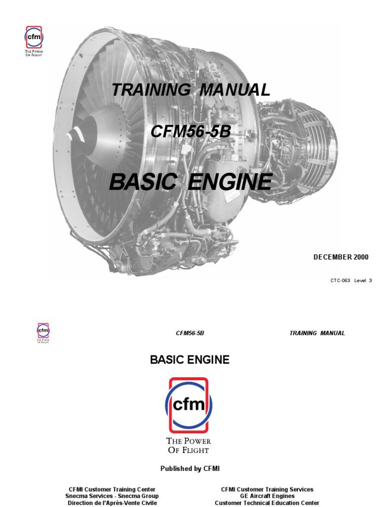 cfm56 5b be rh scribd com cfm56-5b training manual cfm56-3 training manual