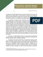 Discurso cultural, liderazgo indígena y procesos de creación literaria de Ernesto Díaz Couder