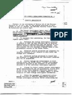 NSC Intelligence Directive No. 7 - Domestic Exploitation