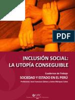 Sociedad y Estado 2011 (Inclusión social
