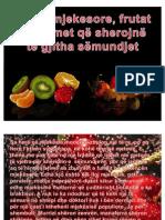 Bimet mjekesore, frutat e perimet që sherojnë të gjitha sëmundjet