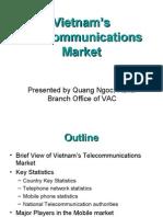 Vietnam's Mobile Phone Market