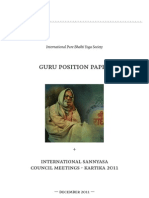 IPBYS Guru Position Paper Dec 2011