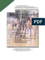Banjir,Penyebab&Solusinya