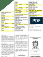 Triptico QBP Plan 2010