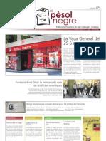 El pèsol negre nº 49. setembre-obtubre 2010