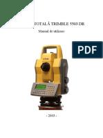Trimble 5503 DR