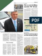 Entrevista a Horacio Gimenez, Jefe policia Metropolitana.