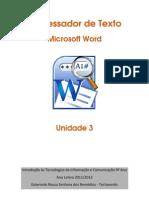 Manual Do Process Ad Or de Texto (WORD)