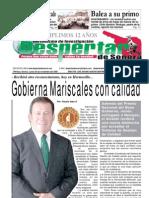 Edicion del 03 de noviembre del 2008