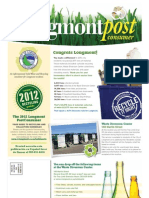 Longmont Post Consumer 2012 Recycling Guide