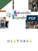 EXPOSICION EDUCACIÓN ESPECIAL