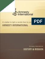 [FOCUS] Amnesty International Presentation