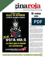 pagina roja el periodico Español
