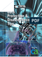 Dataprotection & Disaster recovery tips