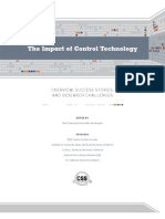 The Impact of Control Technology