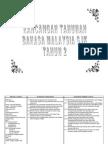 Rancangan Tahunan Bahasa Malaysia SJK Tahun 2 KSSR 2012